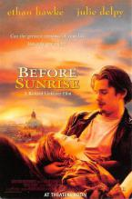 act500215 - Before Sunrise Movie Poster Postcard