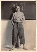act500223 - Jackie Coogan Movie Poster Postcard