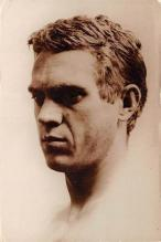 act500227 - Steve Mcqueen Movie Poster Postcard