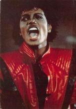 act500233 - Michael Jackson Movie Poster Postcard