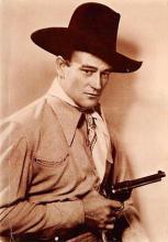 act500247 - John Wayne Movie Poster Postcard