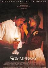 act500261 - Sommersby, Richard Gear, Jodie Foster Movie Poster Postcard