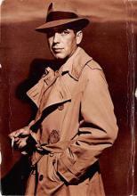 act500271 - Humphrey Bogart Movie Poster Postcard