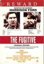 act500281 - The Fugitive Movie Poster Postcard