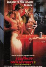 act500285 - A Nightmare on Elm Street 2 Movie Poster Postcard