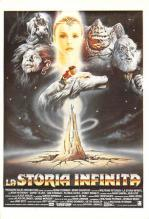 act500289 - La Storia Infinita Movie Poster Postcard