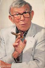act500301 - George Burns Movie Poster Postcard