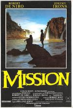 act500307 - Mission, Robert De Niro Movie Poster Postcard
