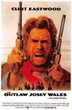 act500311 - The Outlaw Josey Wales, Clint Eastwood Movie Poster Postcard
