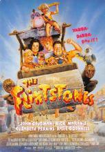 act500313 - The Flintstones Movie Poster Postcard