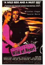 act500339 - Wild at Heart, Nicolas Cage Movie Poster Postcard