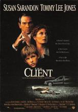 act500349 - The Client Movie Poster Postcard