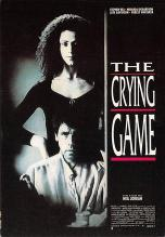 act500363 - The Cying Game Movie Poster Postcard