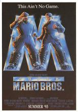 act500365 - Mario Bros Movie Poster Postcard