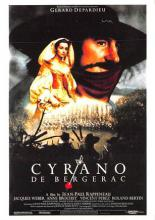 act500369 - Cyrano Movie Poster Postcard