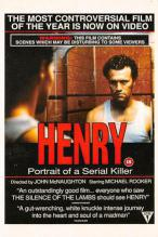 act500373 - Henry, Portrait of a Serial Killer Movie Poster Postcard