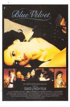 act500385 - Blue Velvet Movie Poster Postcard
