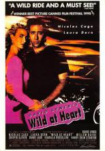 act500389 - Wild at Heart, Nicolas Cage Movie Poster Postcard
