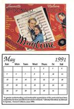 act500403 - Maytime, Jeanette MacDonald, Nelson Eddy Movie Poster Postcard