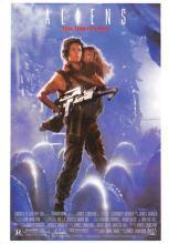 act500429 - Aliens Movie Poster Postcard
