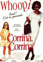 act500437 - Whoopi Goldberg, Corrina Corrina Movie Poster Postcard
