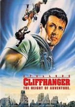 act500441 - Cliffhanger Movie Poster Postcard