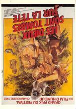 act500495 - Les Dieux Sont Tombes Sur la Tete Movie Poster Postcard
