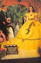 act500533 - Gone With the Wind Movie Poster Postcard