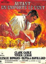 act500559 - Gone With the Wind Movie Poster Postcard