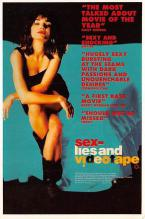 act500601 - Sex Lies and Video Tape Movie Poster Postcard