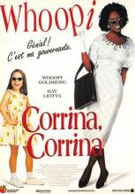act500621 - Whoopi Goldberg, Corrina Corrina Movie Poster Postcard