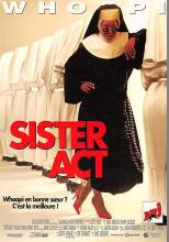 act500641 - Sister Act, Woopie Goldbeg Movie Poster Postcard