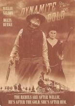 act500663 - Willie Nelson, Dynamite Gold Movie Poster Postcard