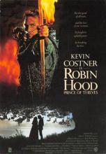 act500715 - Robin Hood, Kenin Costner Movie Poster Postcard