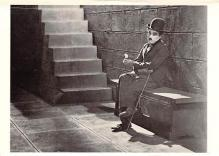 act500797 - Charlie Chaplin Movie Poster Postcard