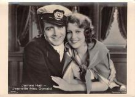 act500825 - James Hall, Jean Mac Donald Movie Poster Postcard