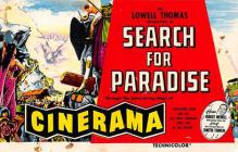 act500851 - Search for Paradise Movie Poster Postcard