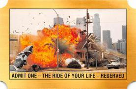 act500861 - Arnold Schwarzenegger Movie Poster Postcard
