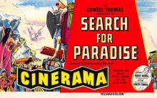 act500871 - Search for Paradise Movie Poster Postcard