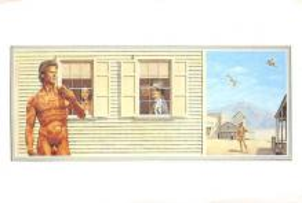 act500877 - Mio nome E Pecos Movie Poster Postcard