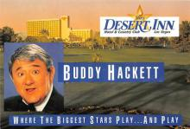 act500881 - Buddy Hackett Movie Poster Postcard