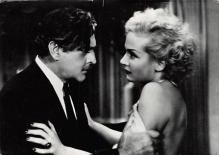 act500891 - John Barrymore and Carole Lombard Movie Poster Postcard
