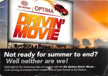 act500899 - Drivin Movie Advertising Poster Postcard