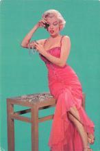 act510003 - Marilyn Monroe Movie Poster Postcard