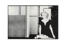 act510023 - Marilyn Monroe Movie Poster Postcard