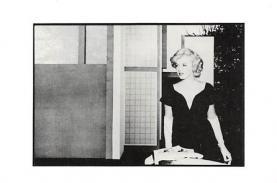 act510023 - Marilyn Monroe Movie Poster Postcard
