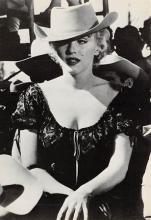 act510059 - Marilyn Monroe Movie Poster Postcard