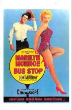 act510075 - Marilyn Monroe Movie Poster Postcard