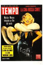 act510087 - Marilyn Monroe Movie Poster Postcard