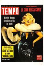 act510087 - Marilyn Monroe Movie Poster Postcard
